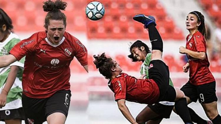Fútbol Femenino: María Laura Sampedro brindará charla sobre fútbol y profesionalismo