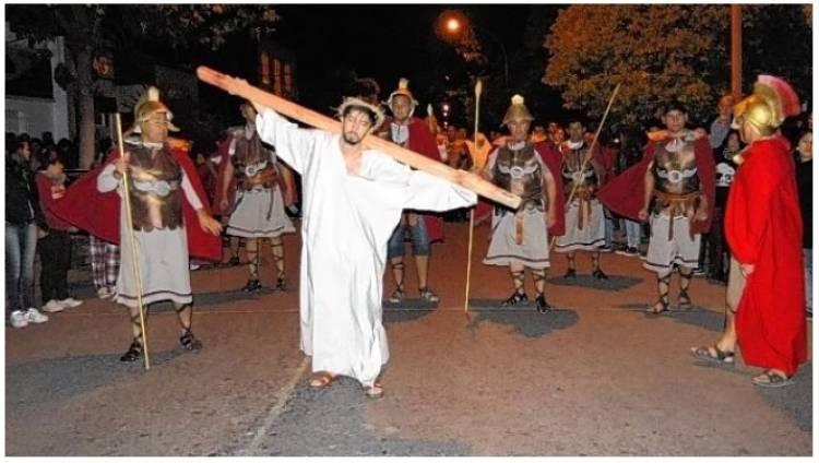 Se declaró de interés legislativo al tradicional Vía Crucis que este año será virtual