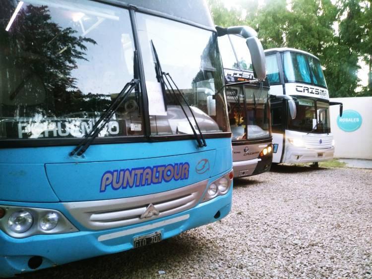 Pehuen Co: Nuevos horarios en los viajes de la línea 510 de Puntal Tour