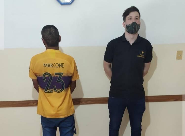 Detuvieron a un hombre acusado de abuso sexual