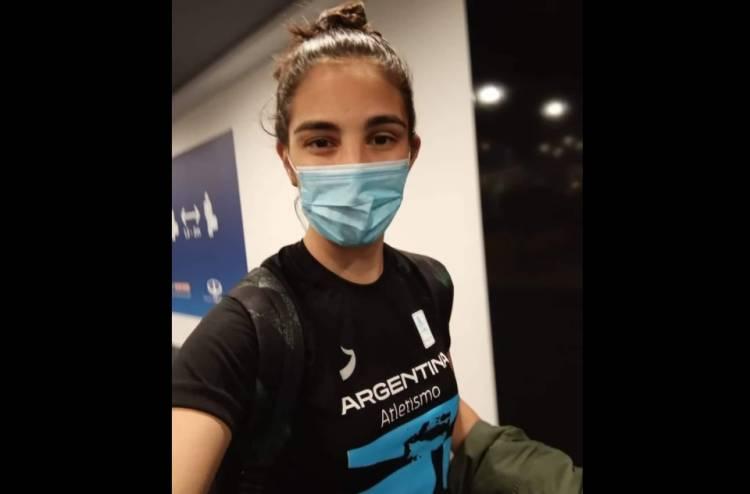 La Puntaltense Silvina Ocampos ya se encuentra en Ecuador