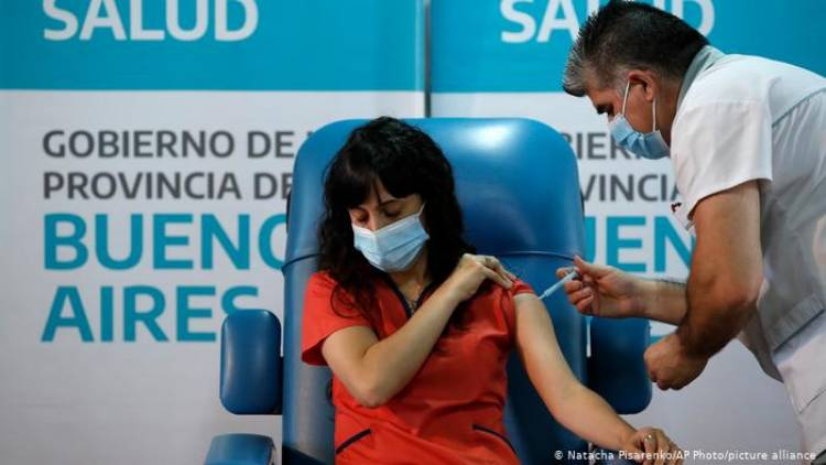 Más de 20 mil vacunas aplicadas en Coronel Rosales
