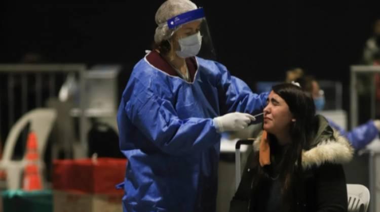 Reportaron 733 muertes por Covid 19, la segunda cifra diaria más alta desde que comenzó la pandemia