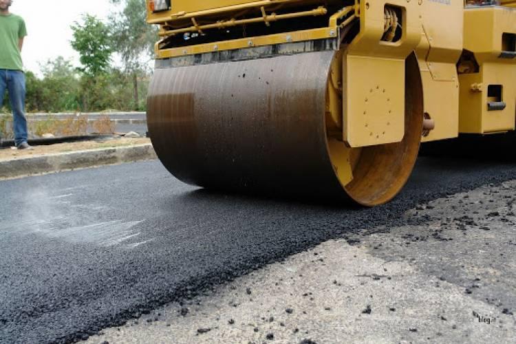 Comenzaron los trabajos para la pavimentación de 15 cuadras en la Nueva Bahía Blanca