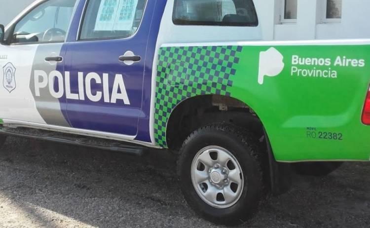 Accidente de tránsito en Brown esquina Guaraní