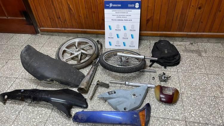 Dos hombres fueron aprehendidos luego de entrar a robar al Corralón Municipal