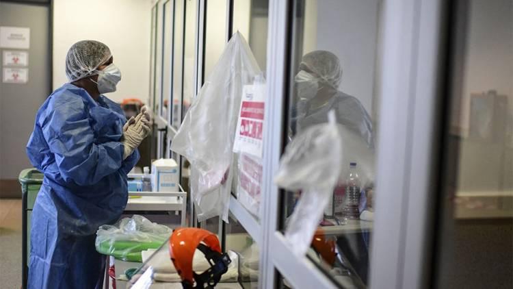 En las últimas 24hs murieron 455 personas y 17.295 fueron reportadas con coronavirus