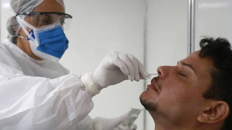 Murieron 74 personas y se registraron 1.490 contagios de coronavirus en el país