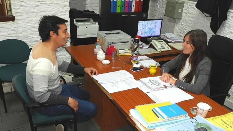 Después del contundente triunfo de Juntos, Gómez y Aramayo agradecieron el apoyo de los electores