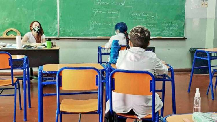 Habrá clases obligatorias los sábados en la provincia: dónde, hasta cuándo y qué alumnos