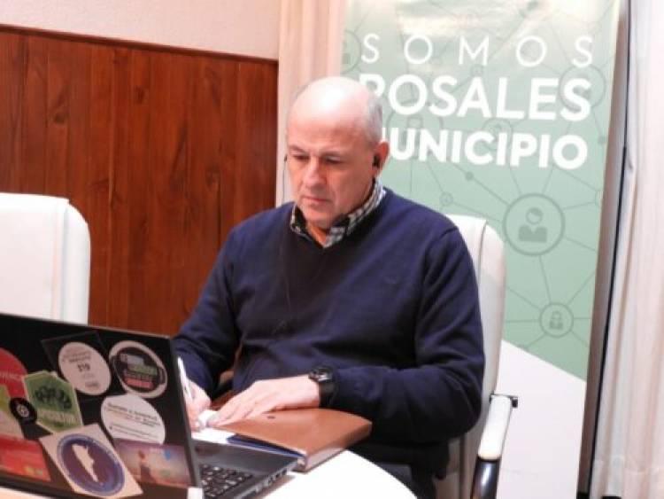 Uset participó de la apertura de licitación para recambio de cañerías en más de 400 cuadras de Punta Alta
